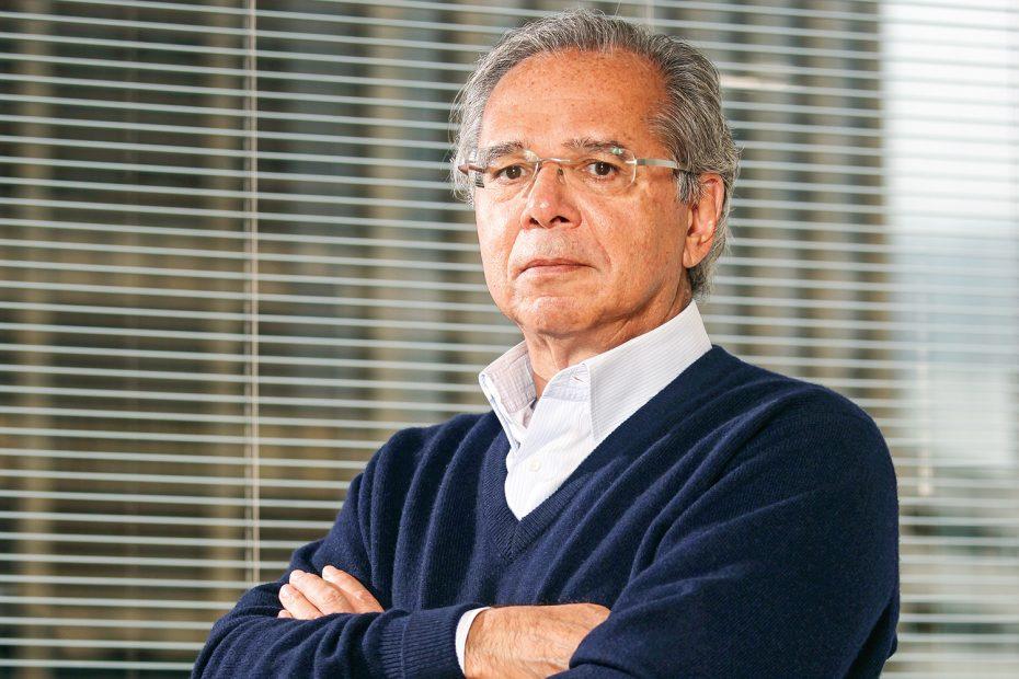 Ministro da economia, Paulo Guedes fala sobre a desindustrialização do Brasil